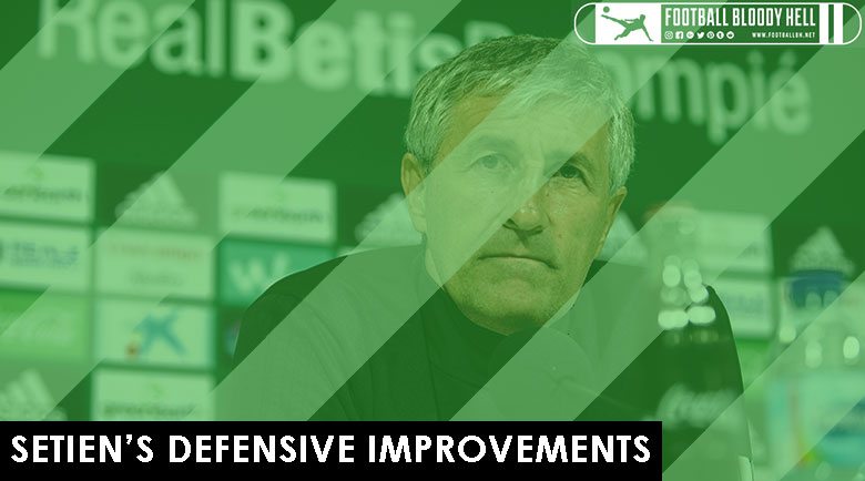 Setien's Real Betis | FI