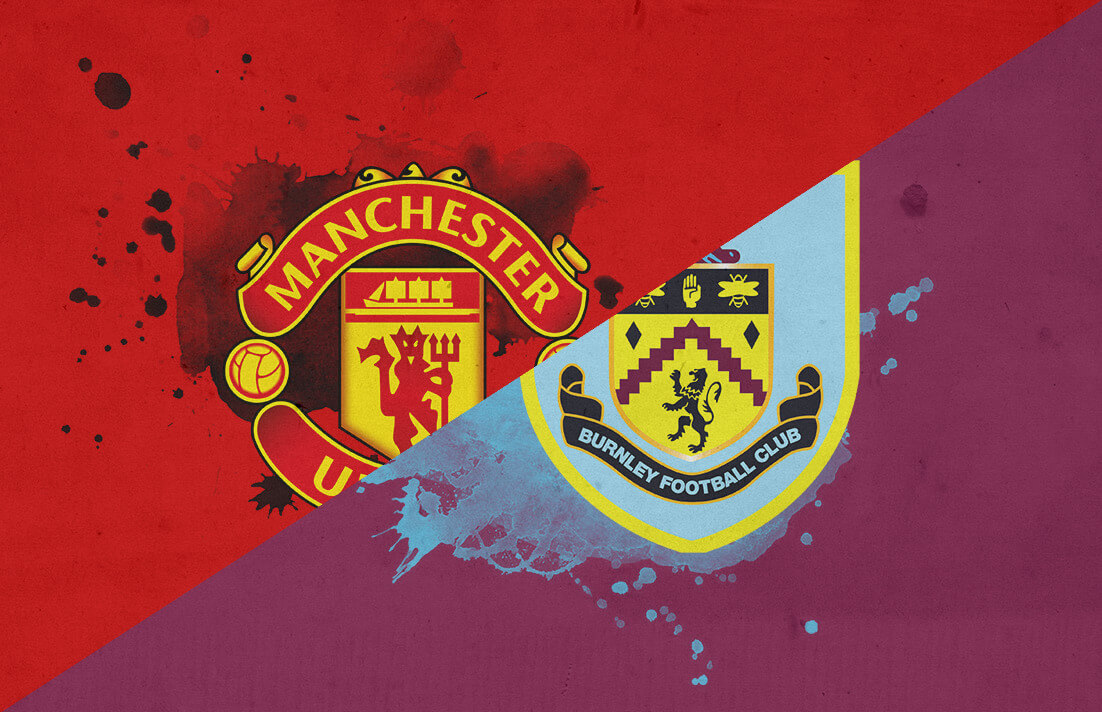 Tactical Analysis of Manchester United vs Burnley, Premier ...