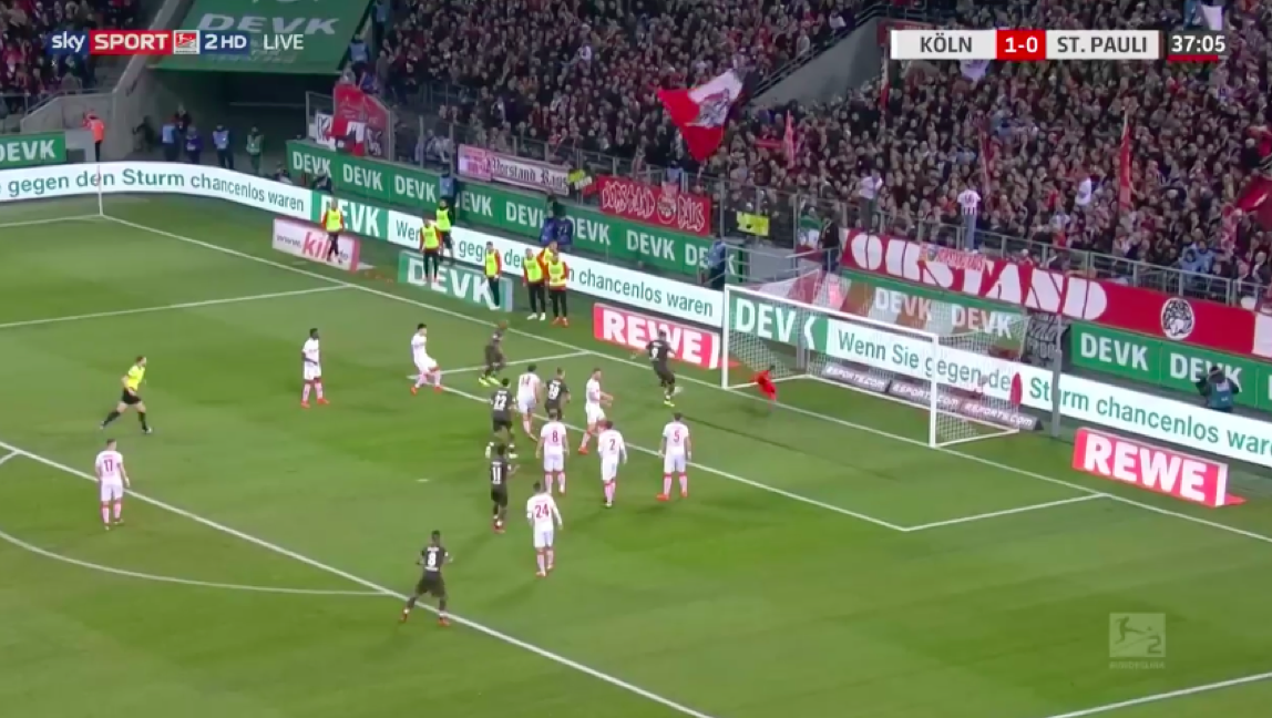 How patience and persistence paid off for Köln in victory