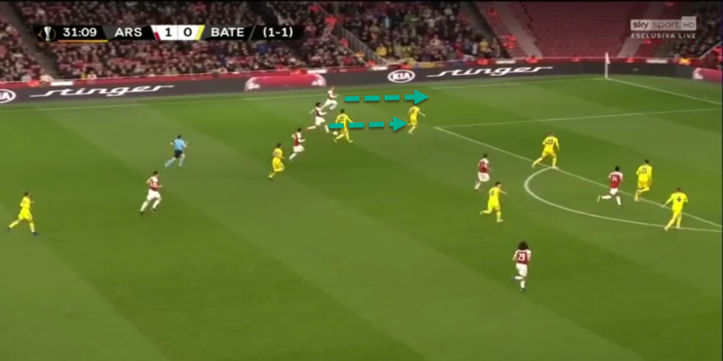arsenal-bate-borisov-europa-league-tactical-analysis-statistics