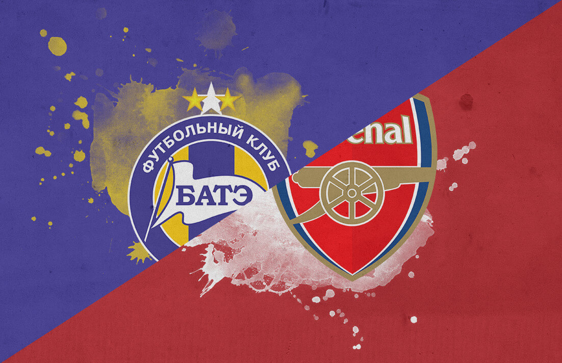 Arsenal-BATE-Borisov-Tactical-Analysis-Analysis-Statistics