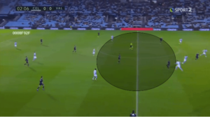Celta Vigo La Liga Tactical Analysis Statistics