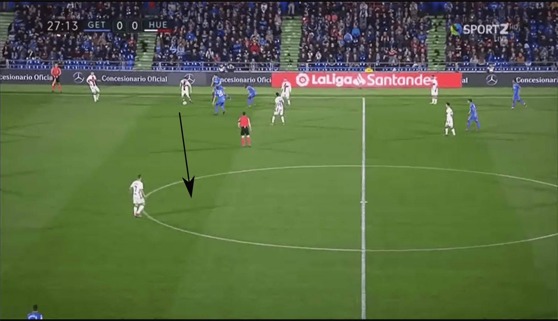 Getafe Huesca La Liga Tactical Analysis