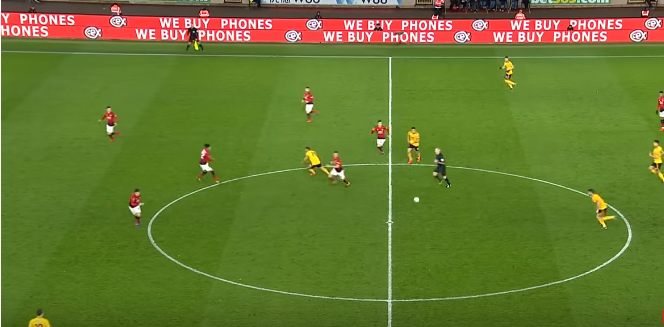 Manchester United Wolverhampton Wanderers FA Cup Tactical Analysis