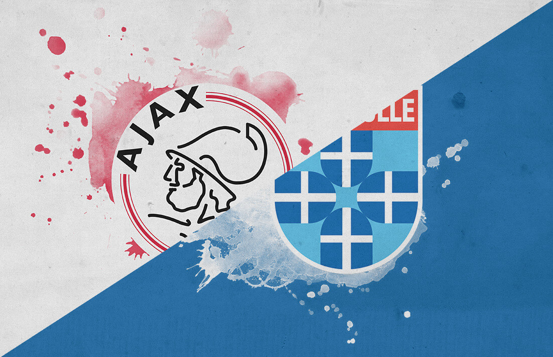 Ajax Zwolle Eredivisie Tactical Analysis