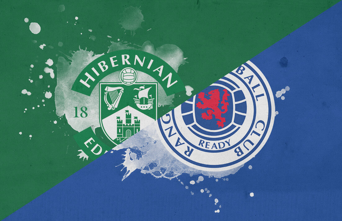 Hibernian Rangers Scottish Premiership Tactical Analysis