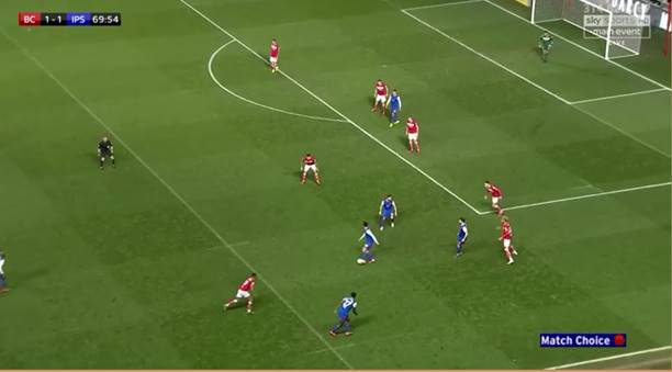 Bristol City Ipswich Championship Tactical Analysis