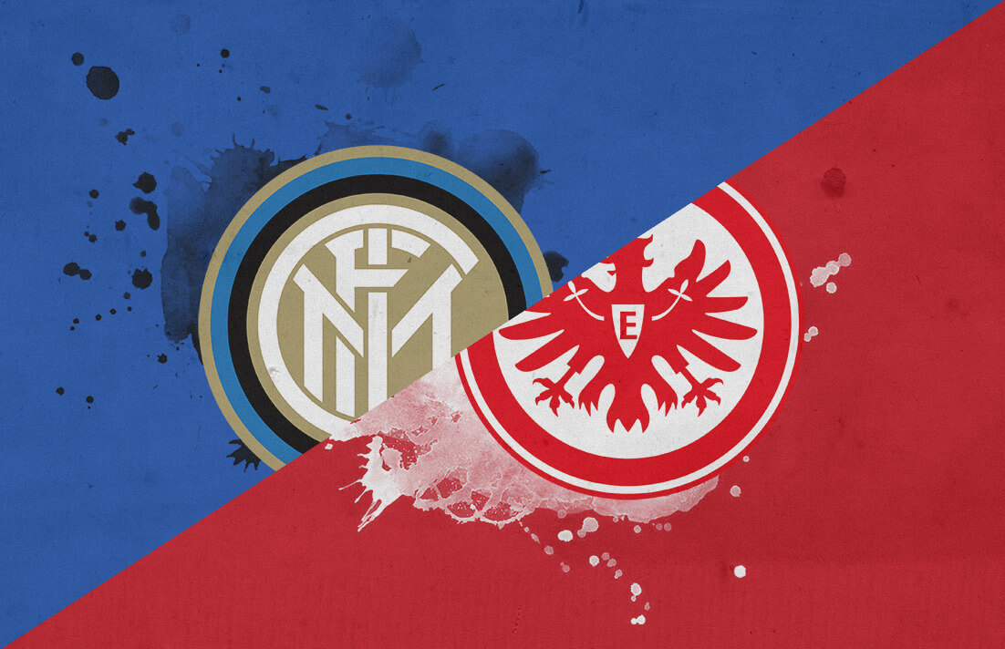 Europa League 2018/19: Inter vs Frankfurt Tactical Analysis Statistics