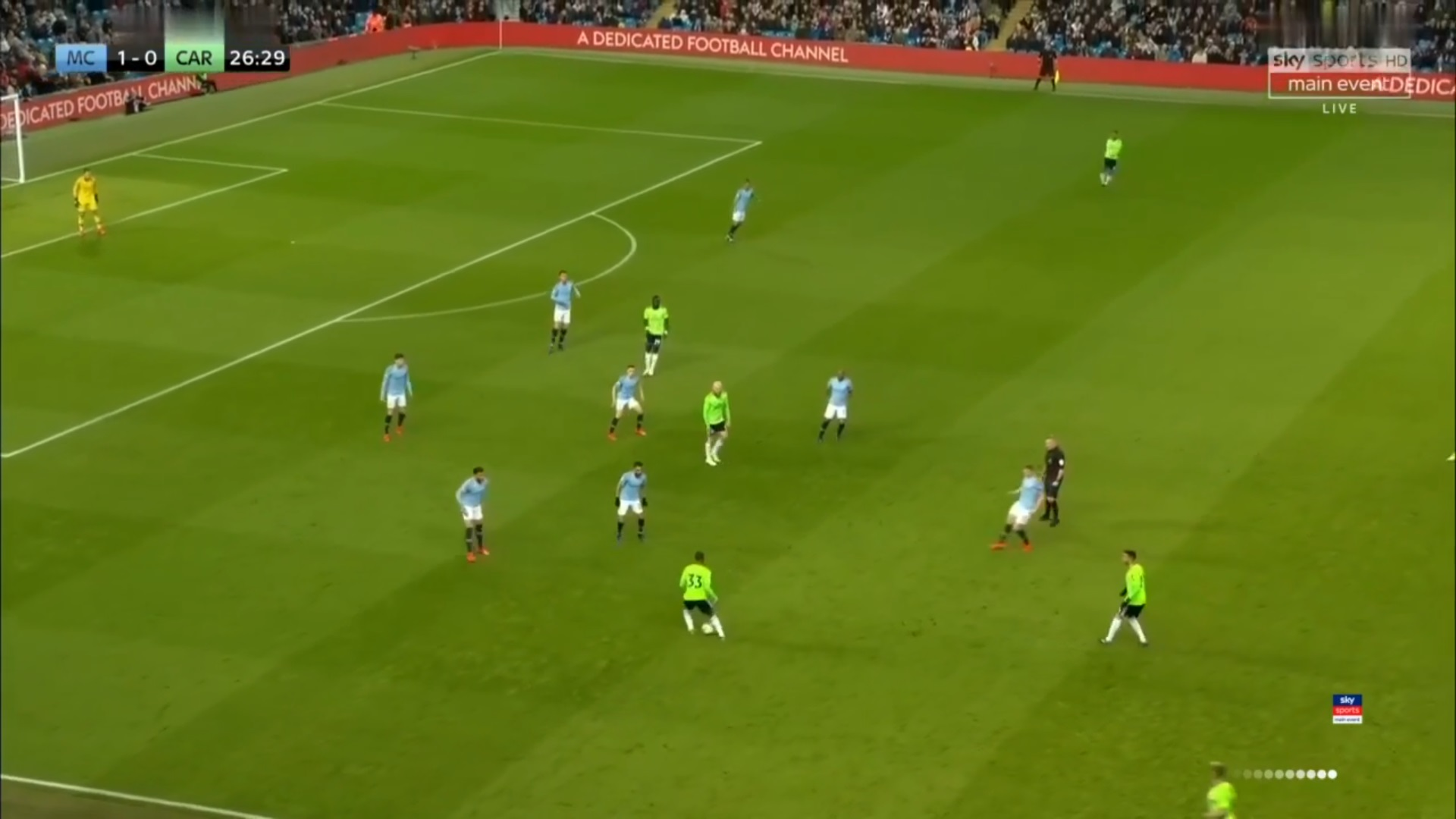 Premier League 2018/19: Manchester City vs Cardiff City Tactical Analysis