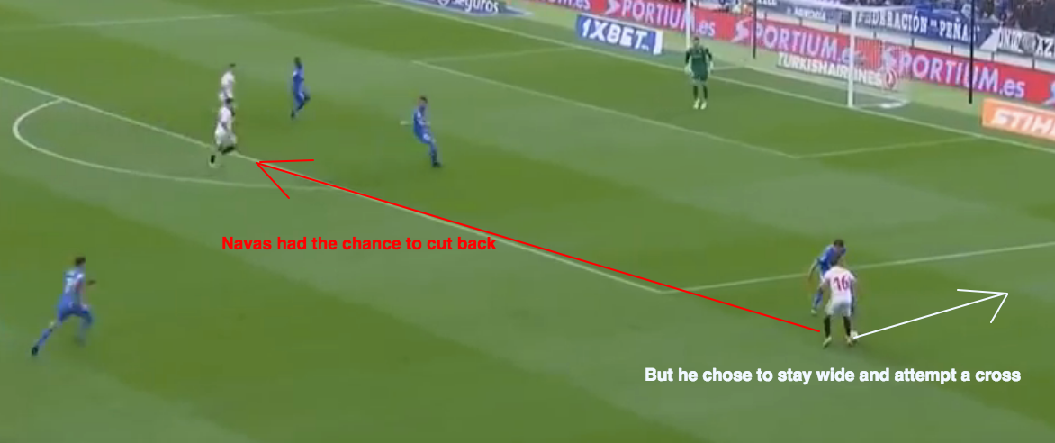 Getafe Sevilla La Liga Tactical Analysis Analysis