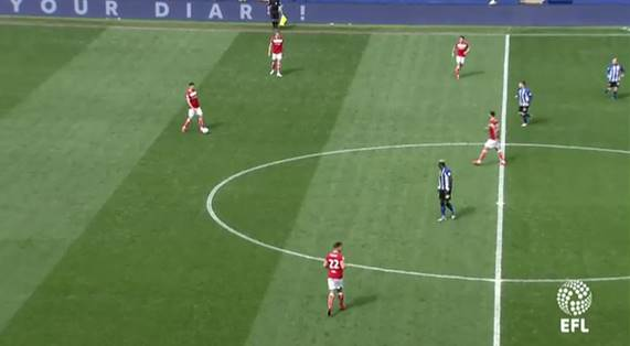 Sheffield Wednesday Bristol City Tactical Analysis