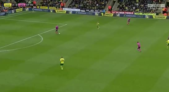 Norwich QPR Tactical Analysis