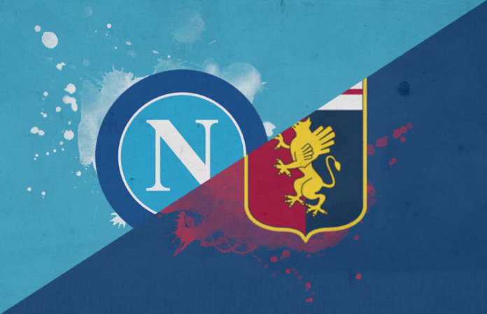 Napoli Genoa Serie A Tactical Analysis