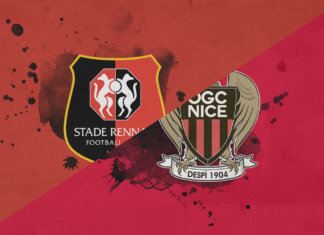 Rennes Nice Tactical Analysis Statistics