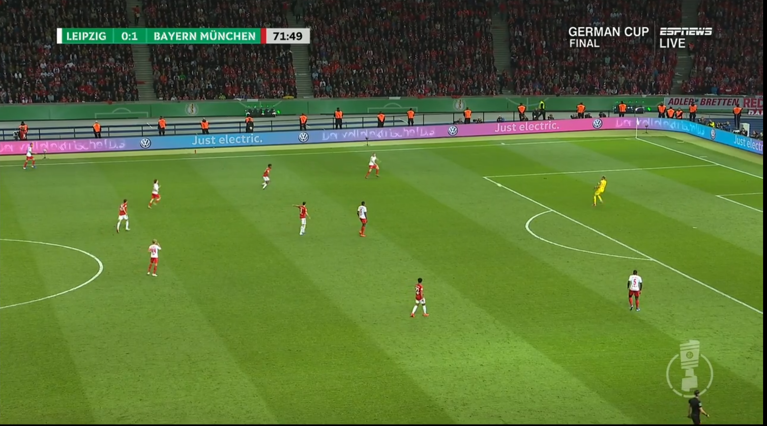 Bayern Leipzig DFB Pokal Tactical Analysis