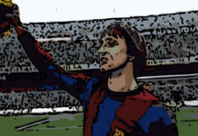 Johan Cruyff Barcelona Real Madrid