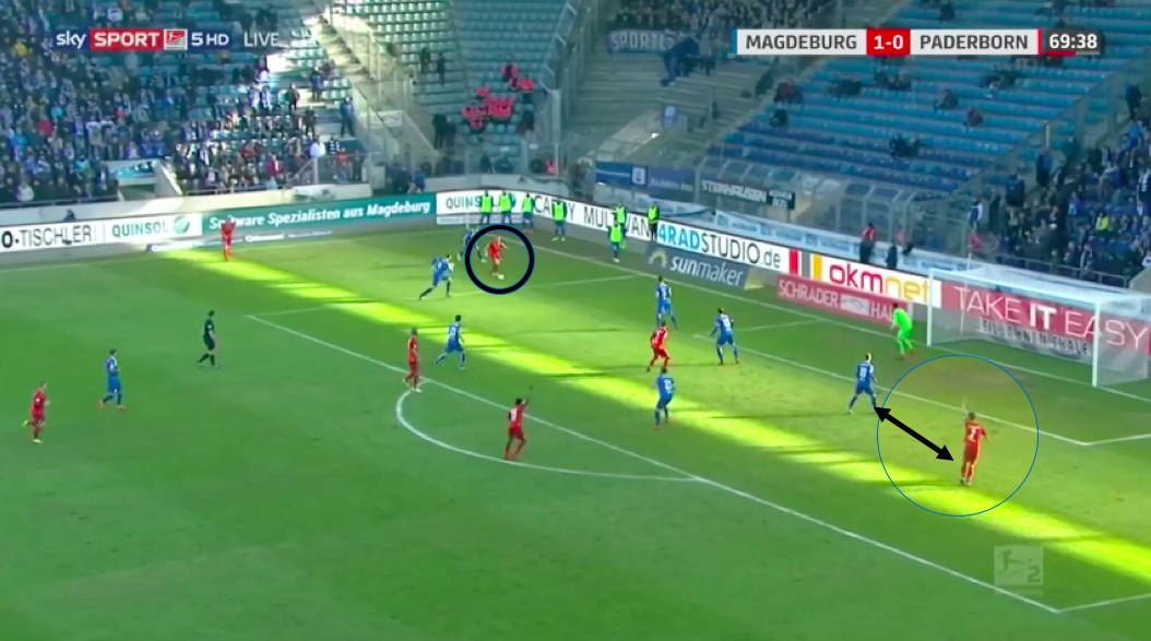 2. Bundesliga: 2018/19 Tactical Analysis: Sebastian Vasiliadis at Paderborn
