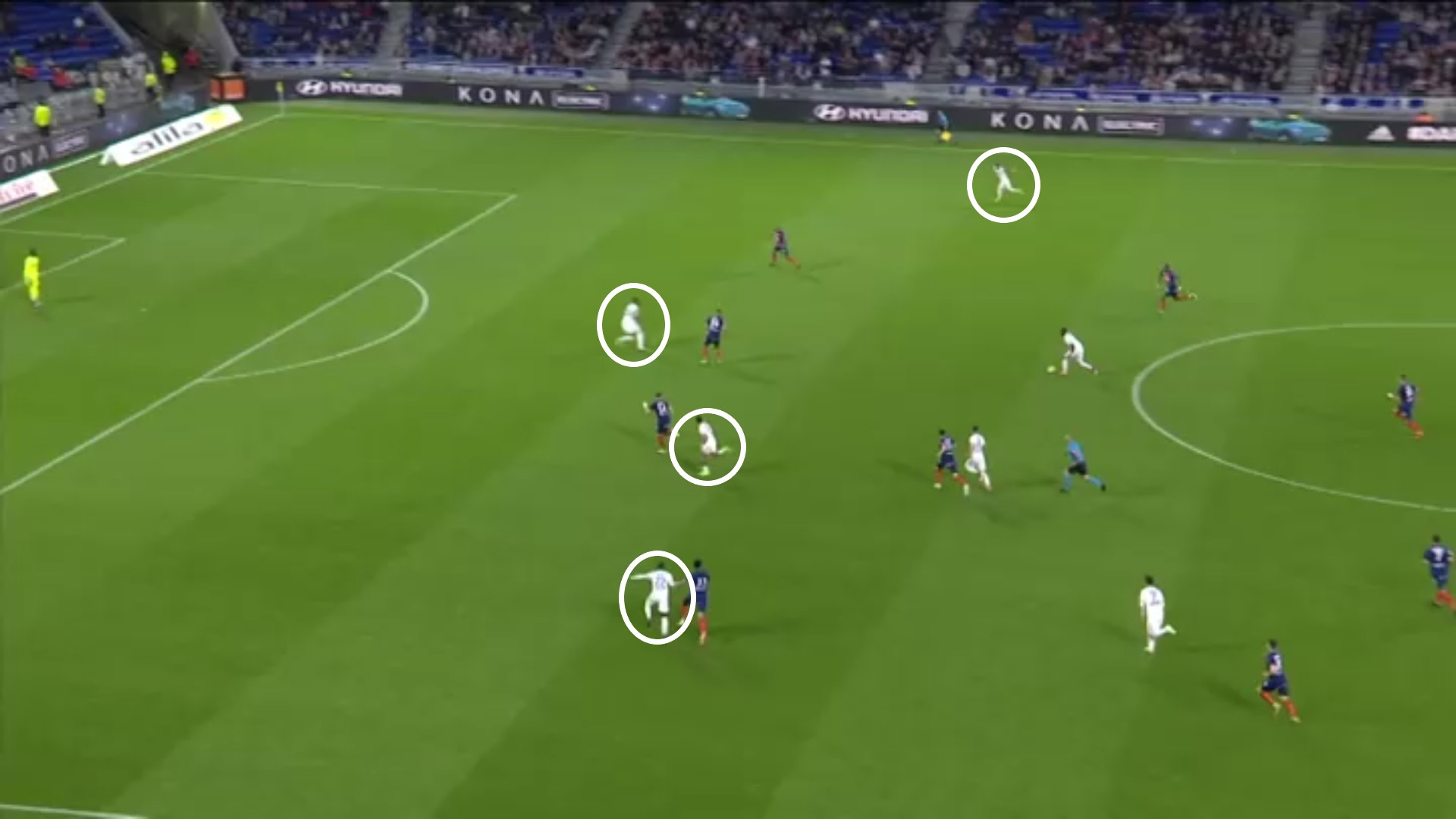 Ligue 1 2018/19 Tactical Analysis: Lyon vs Caen