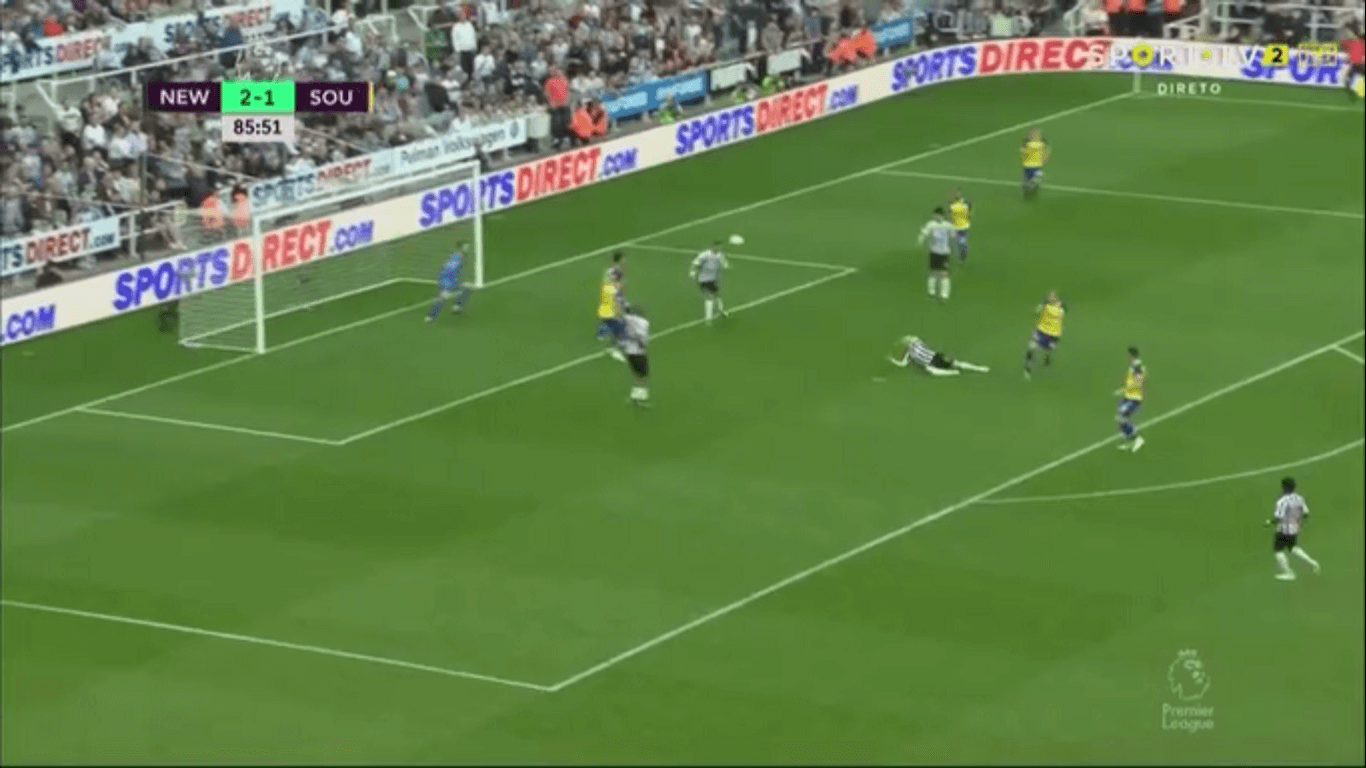 Premier League 2018/19 Tactical Analysis: Ayoze Perez Newcastle United
