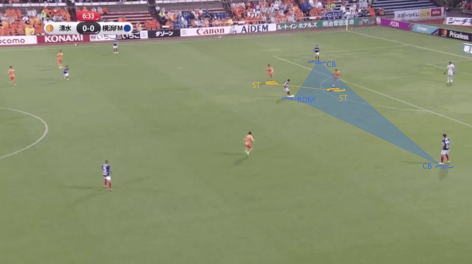 J-League 2018/19 Tactical Analysis: Shimizu S-Pulse vs Yokohama F. Marinos