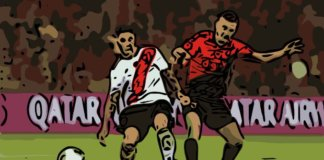 Ghost midfielders: the key to River Plate's success