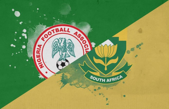 Africa Cup of Nations 2019: Nigeria vs South Africa - Tactical Analysis tactics