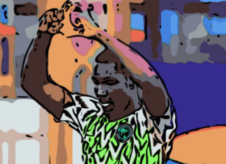 Africa cup of nations 2019: Odion Ighalo for Nigeria scout report tactics