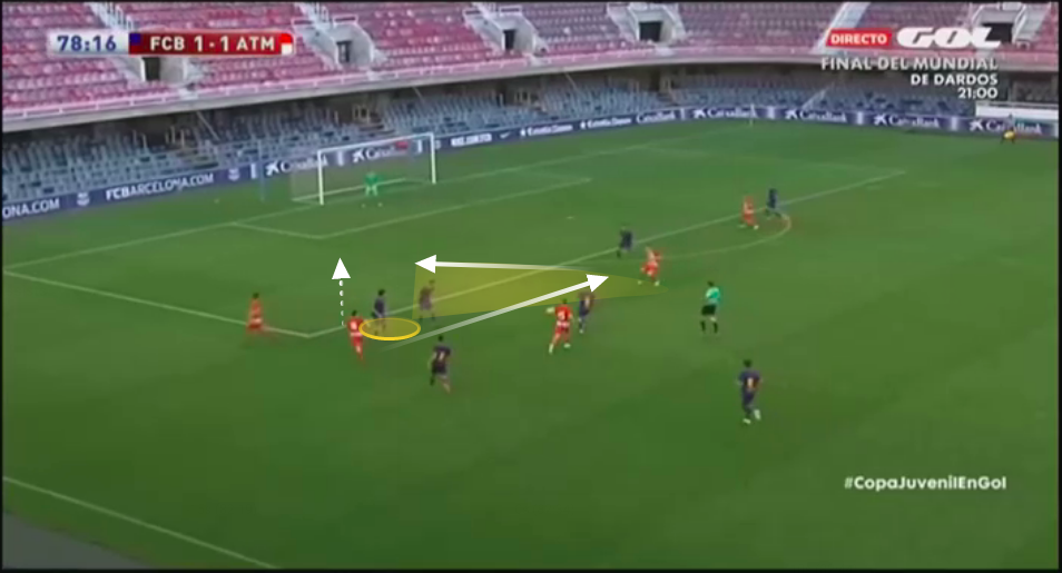 Mateu Morey 2018/19 - scout report - tactical analysis tactics