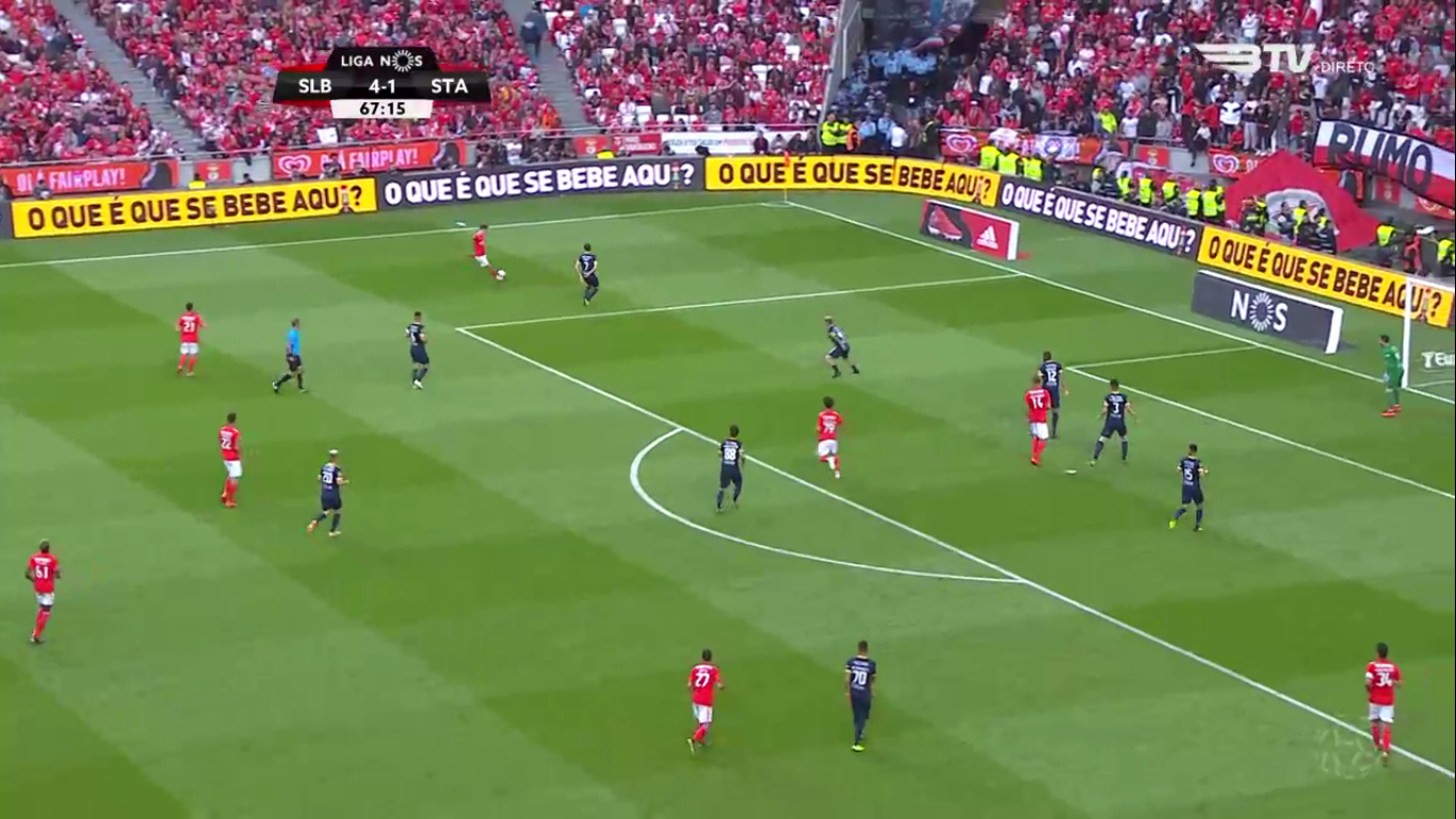 La Liga 2019/20: Joao Felix Atletico Madrid Tactical analysis Statistics
