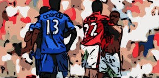 Tactical Analysis: Ashley Cole & Patrice Evra - scout report