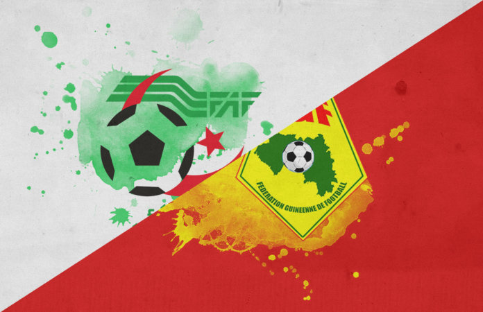 2019 Africa Cup of Nations: Algeria Guinea Tactical Analysis Tactics