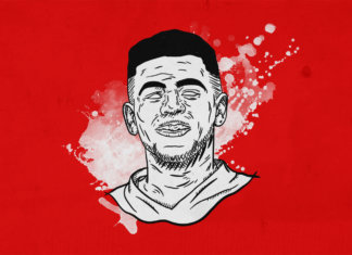 Che Adams 2018/19 - scout report - tactical analysis tactics