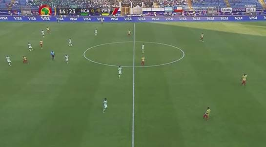 Africa Cup of Nations 2019: Nigeria vs Cameroon tactical analysis