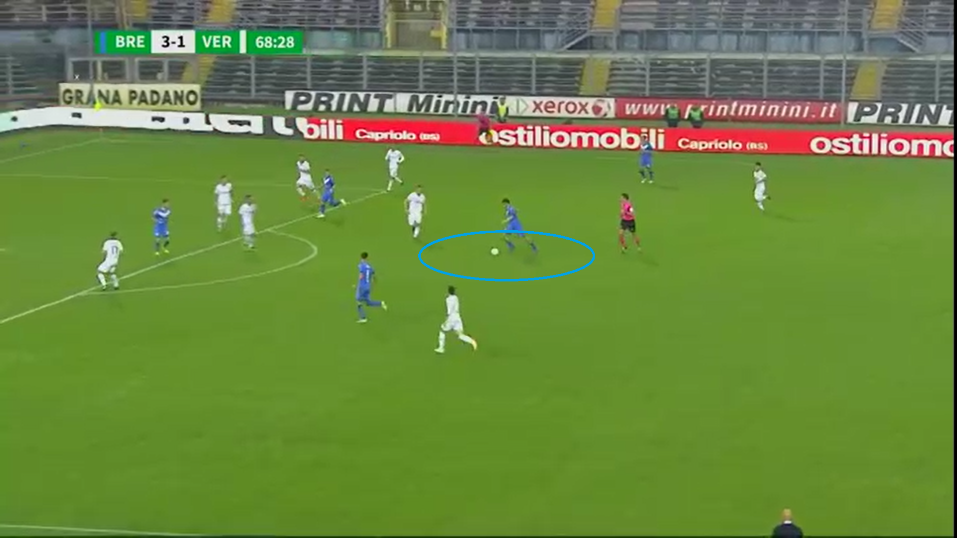 Ernesto Torregrossa 2019/20: scout report tactical analysis tactics