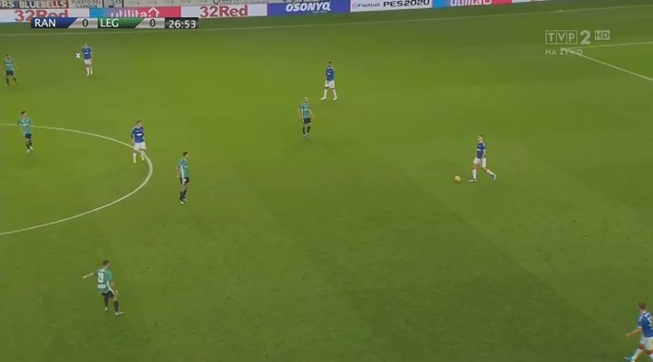 UEFA Europa League 2019/20: Rangers vs Legia Warsaw - tactical analysis - tactics