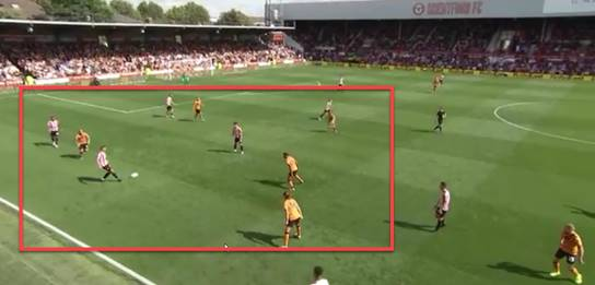 EFL Championship 2019/20: Brentford vs Hull - tactical analysis tactics