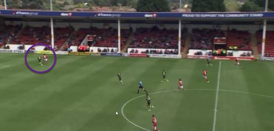 EFL League 2 2019/20: Walsall vs Forest Green - tactical analysis tactics