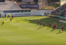 Ryan Lowe at Plymouth 2019/20 – tactical analysis tactics