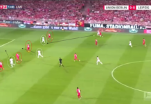 Bundesliga 2019/20: FC Union Berlin vs RB Leipzig - tactical analysis