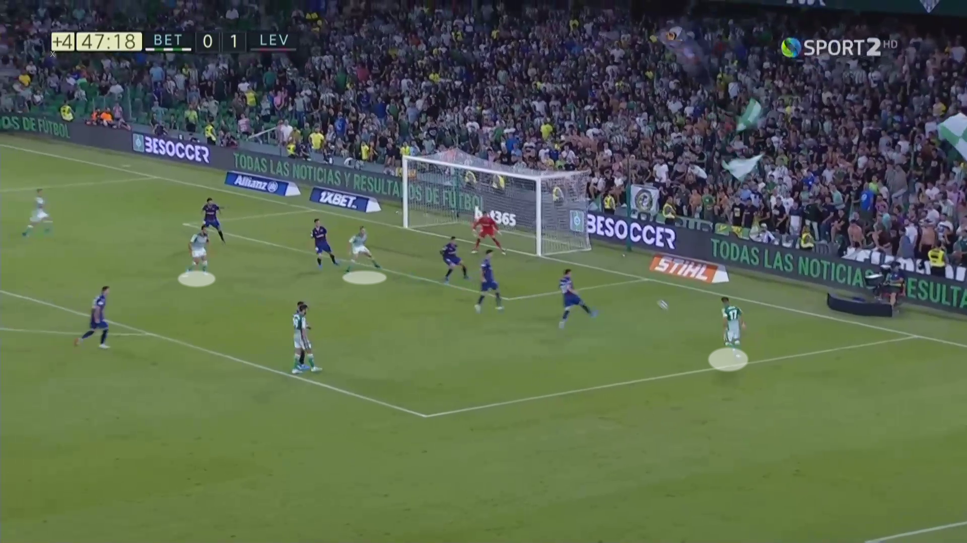 La Liga 2019/20: Real Betis vs Levante – tactical analysis tactics