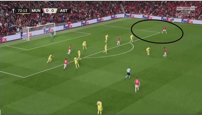 UEFA Europa League 2019/20: Manchester United vs Astana - tactical analysis - tactics