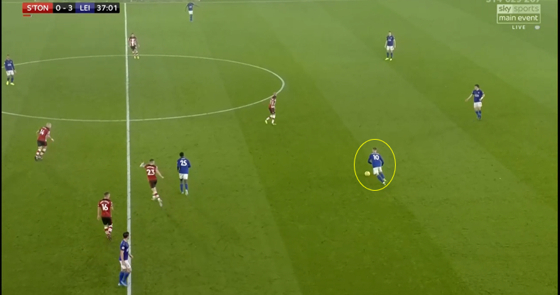 Premier League 2019 20 Southampton Vs Leicester City Tactical Analysis