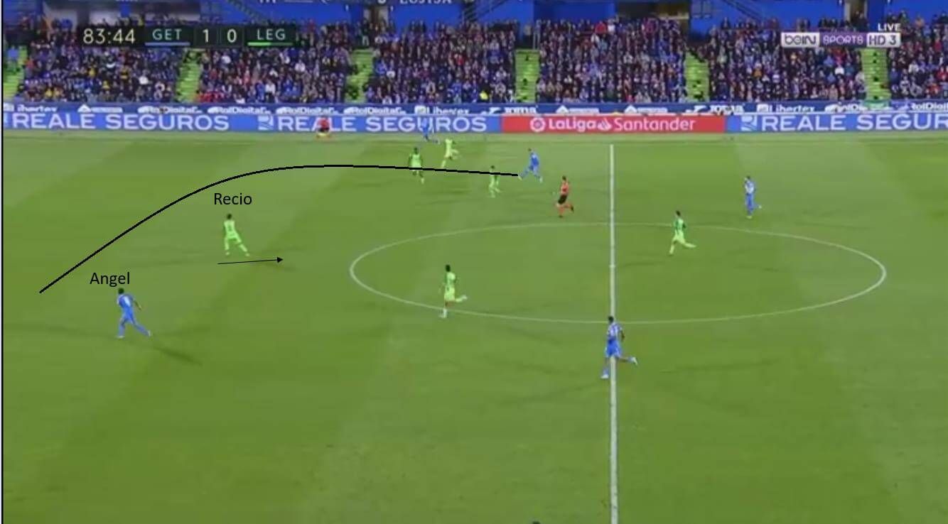La Liga 2019/20 Getafe vs Leganes - tactical analysis tactics 1