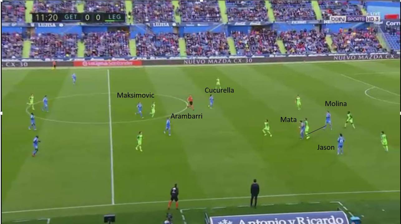 La Liga 2019/20: Getafe vs Leganes - tactical analysis tactics