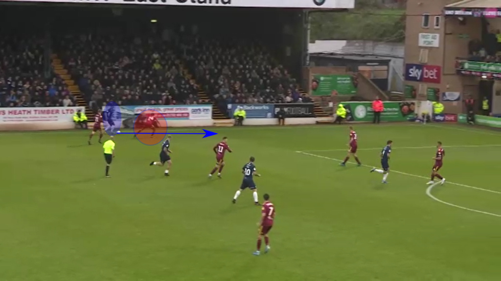 EFL League One 2019/2010: Southend United vs Ipswich Town - tactical analysis tactics