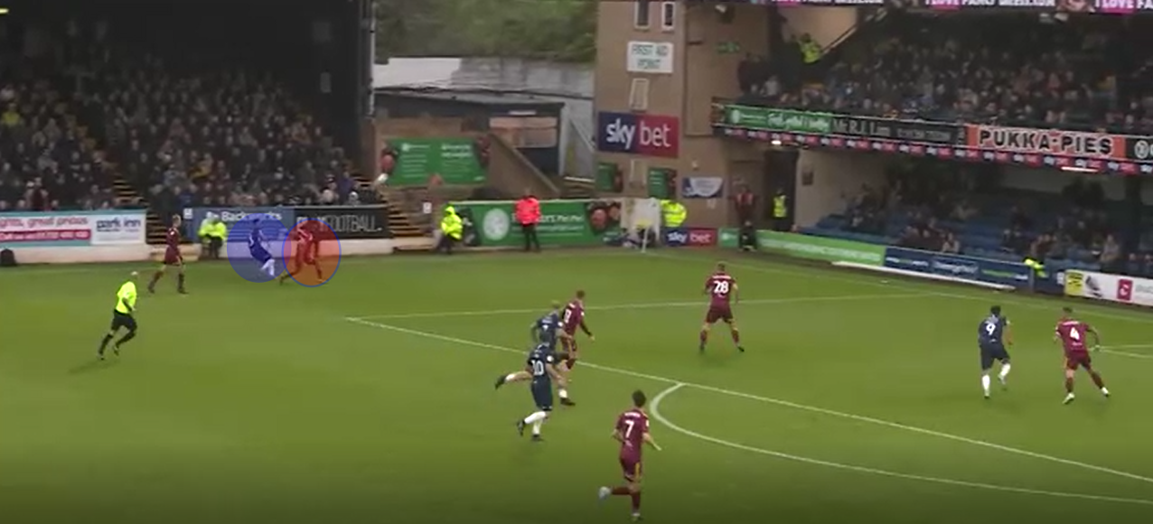 EFL League One - 2019: Southend – vs – Ipswich - tactical – analysis – tactics