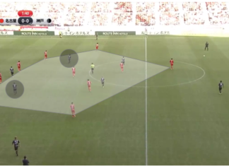 J League 2019: Nagoya Grampus vs Vissel Kobe – tactical analysis tactics