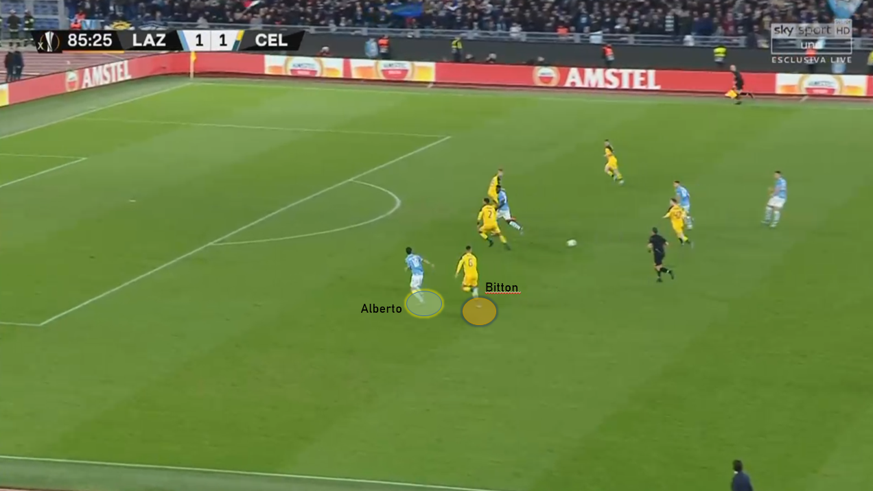 UEFA Europa League 2019/20: Lazio vs Celtic – tactical analysis tactics