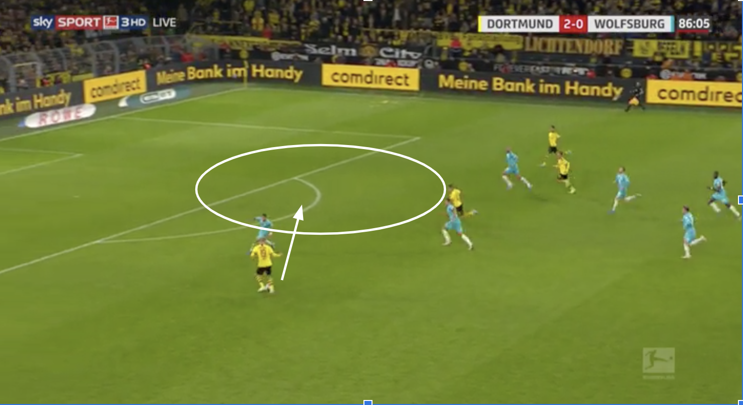 Borussia Dortmund 2019/20 - Scout Report tactical analysis tactics