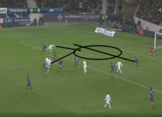Ligue 1 2019: Toulouse vs Marseille - Tactical analysis tactics